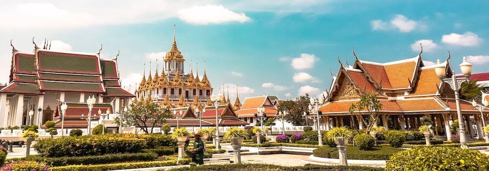 Bangkok Tempel Thailand