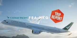 Cathay Pacific Business Class Airbus A350 TripReport Airguru