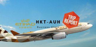 Etihad Business Class Airbus A330 TripReport Airguru