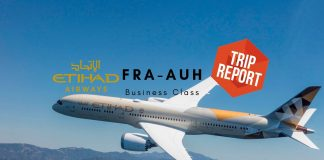 Etihad Business Class Boeing 787-9 TripReport Airguru