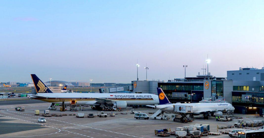 Flughafentransfer Frankfurt - Taxi, Bus, Zug