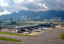 Flughafentransfer Hong Kong in die Stadt - Zug, Taxi, Bus