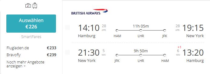 HAM-JFK-British-Airways-April20-226€