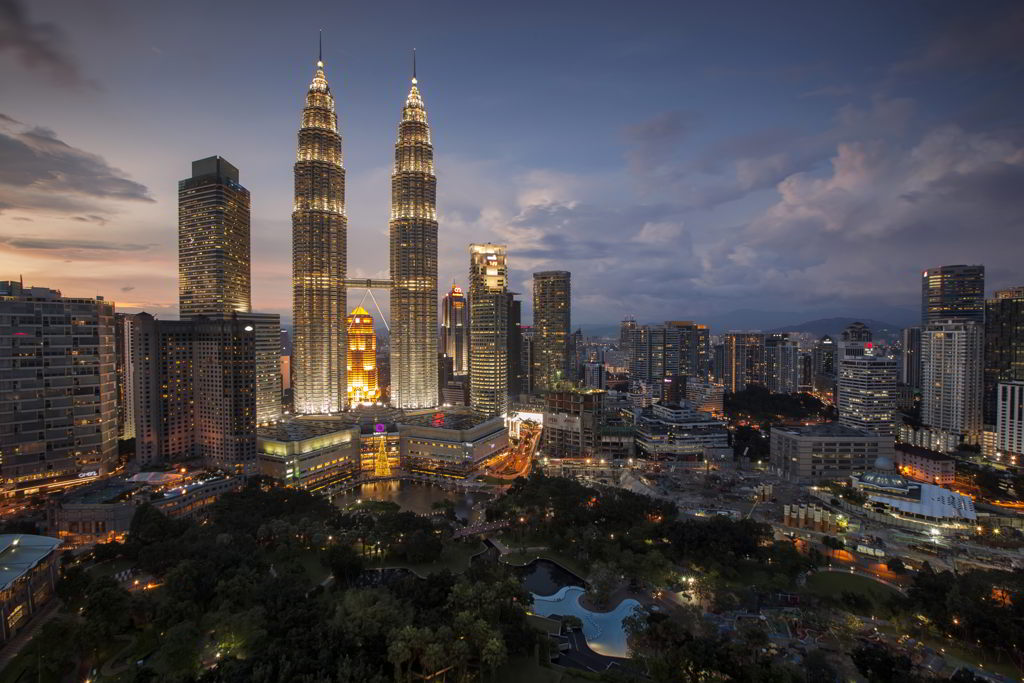 Kuala-Lumpur-Flugangebot-KLCC