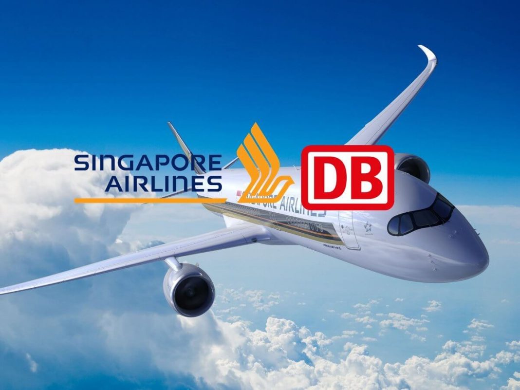 Singapore Airlines Rail & Fly