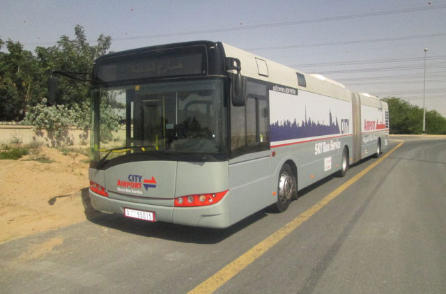 Airport-Shuttle-Dubai