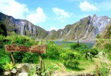 Angeles City Mount Pinatubo