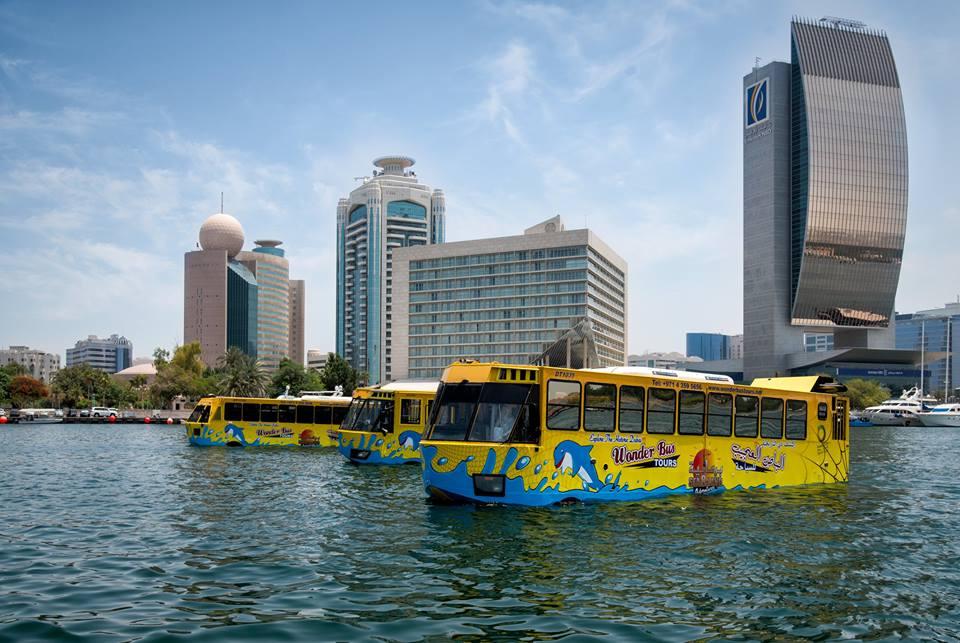 Dubai-Wonderbus