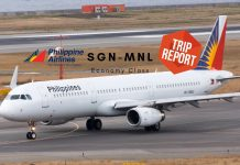 Philippine Airlines Economy Class A321 - TripReport Airguru