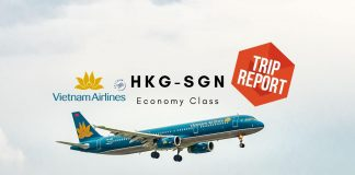 Vietnam Airlines Economy Class A321 Hong Kong - Saigon -TripReport Airguru