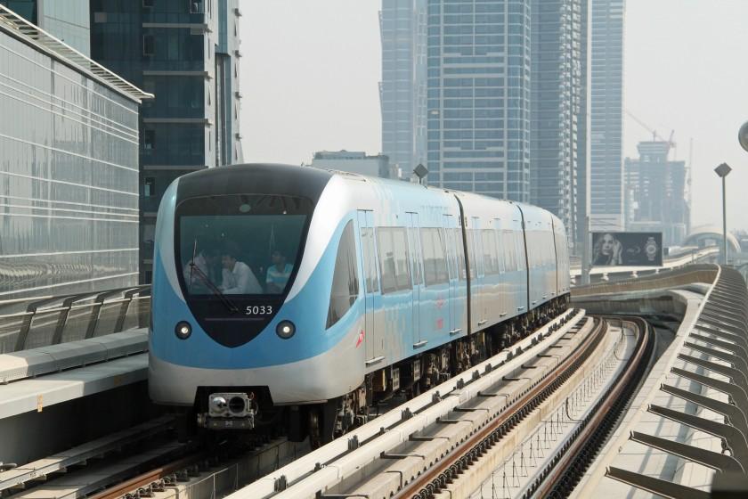 Dubai-Metro
