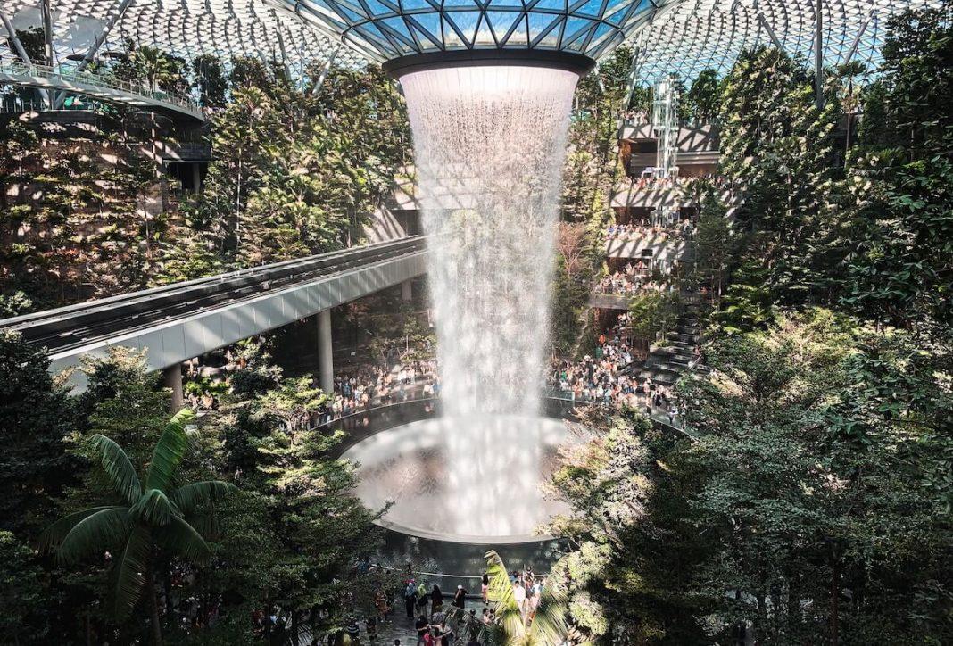 Flughafen Singapur Changi (SIN) - Zurechtfinden & Infos