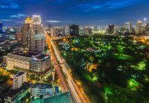 Lumpini Park Bangkok - Airguru.de