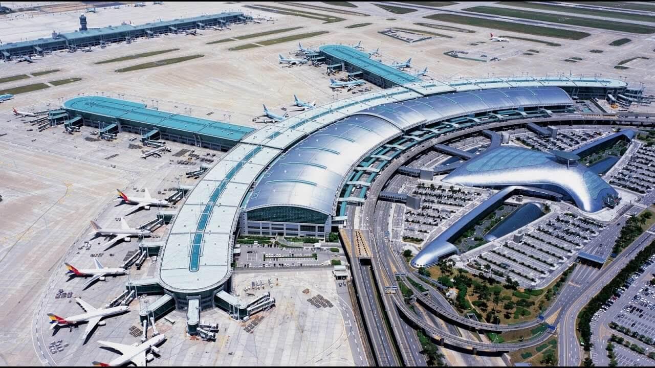 Seoul Incheon Airport