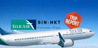 SilkAir Economy Class Boeing 737 TripReport Airguru