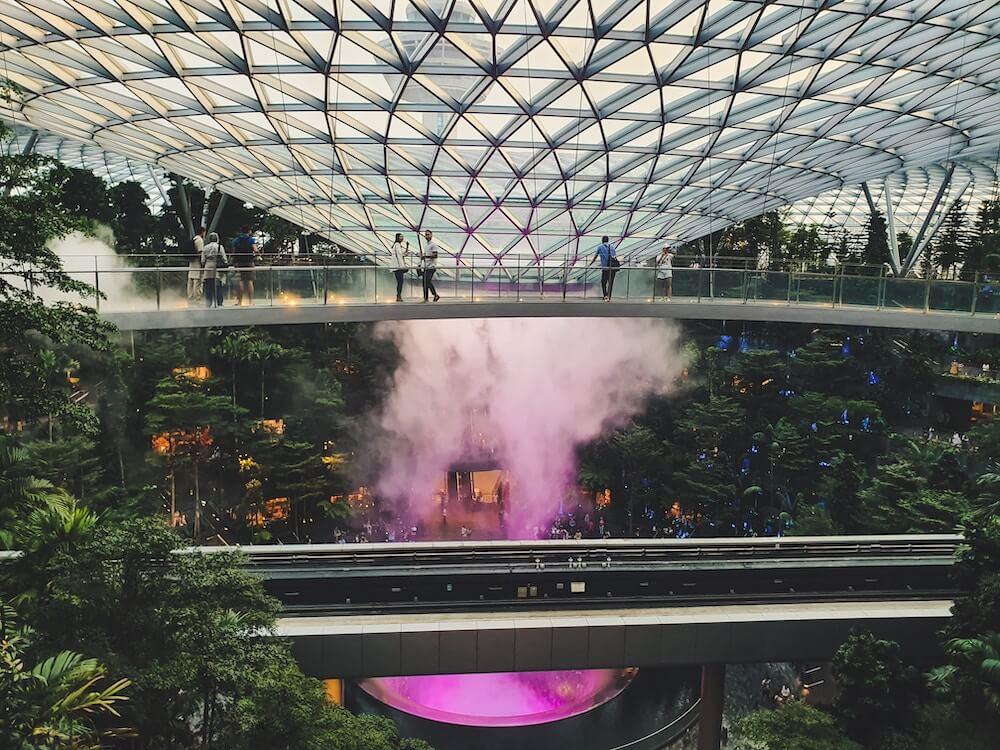 Singapore Changi Jewel