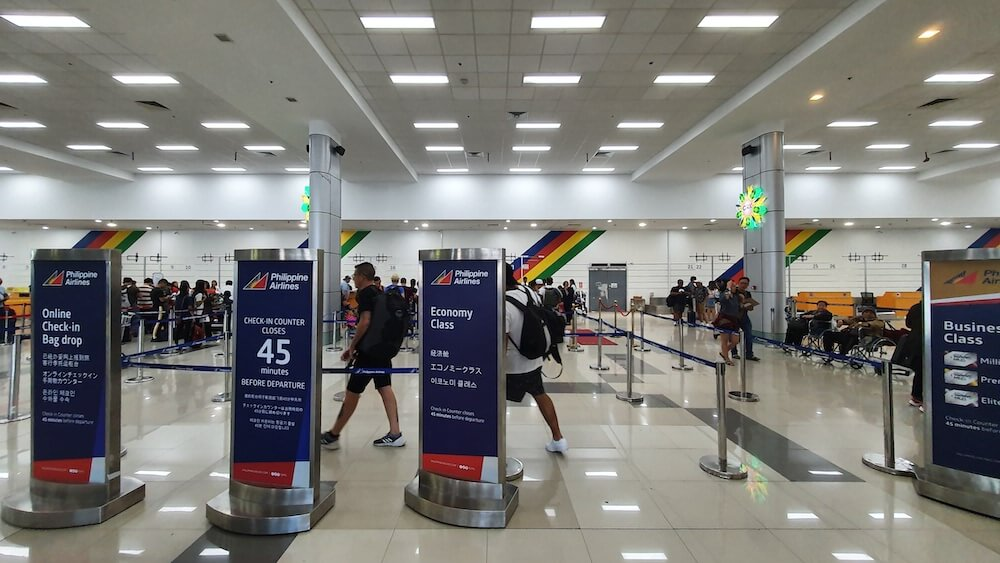 Philippine Airlines Check In Clark City