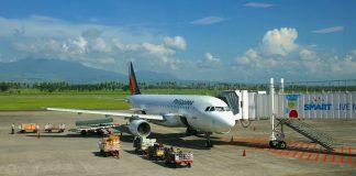 Philippine Airlines Economy Class Airbus A320 Clark - Boracay
