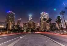 Los-Angeles-Night-Airguru.de