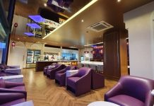 Die neue Thai Airways Royal Orchid Lounge Phuket Domestic Test & Erfahrungen