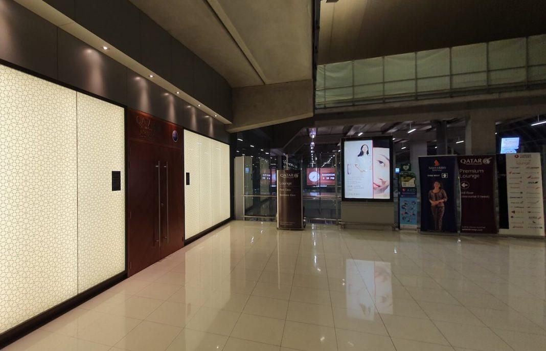 Qatar Airways Business Class Lounge Bangkok (Miracle Lounge) Test & Erfahrungen