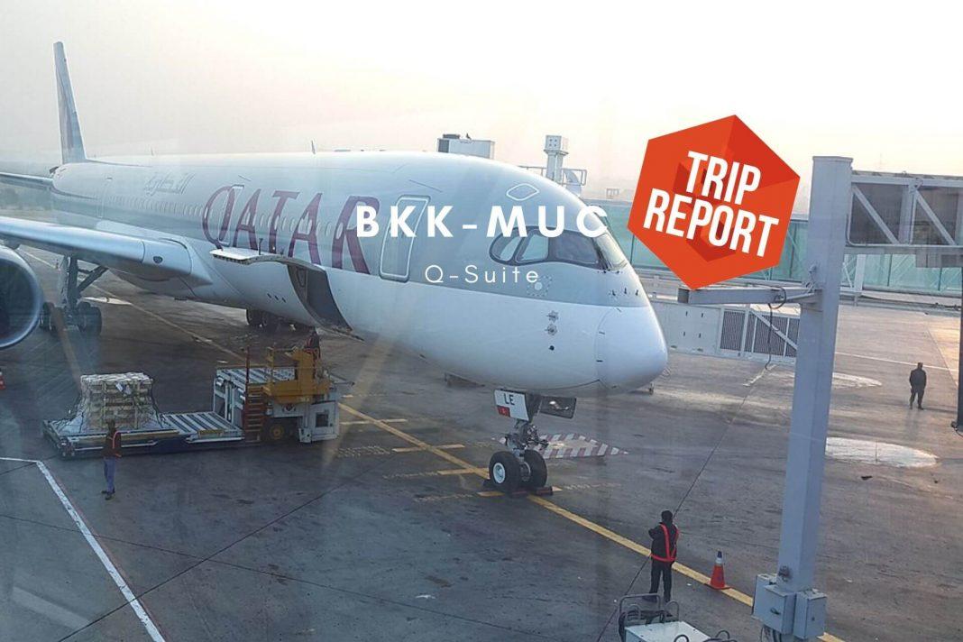 Qatar Airways Q-Suite Airbus A350 & Boeing 777 TripReport Airguru