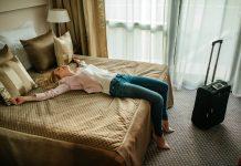 Unterhaltung fuer lange Tage im Hotel